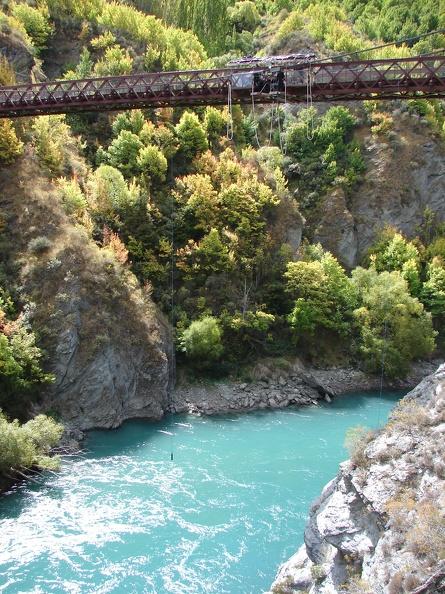 Kawarau Bridge -- Die Wiege des Bungee-Sprungs