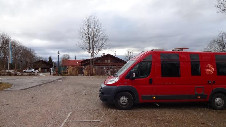 Stellplatz Camping Brunnen
