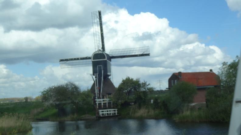 Windmühle -- die erste