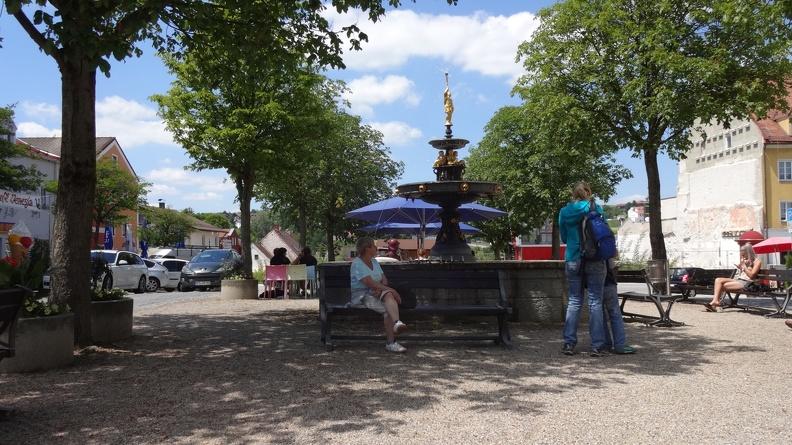 Marktplatz Viechtach