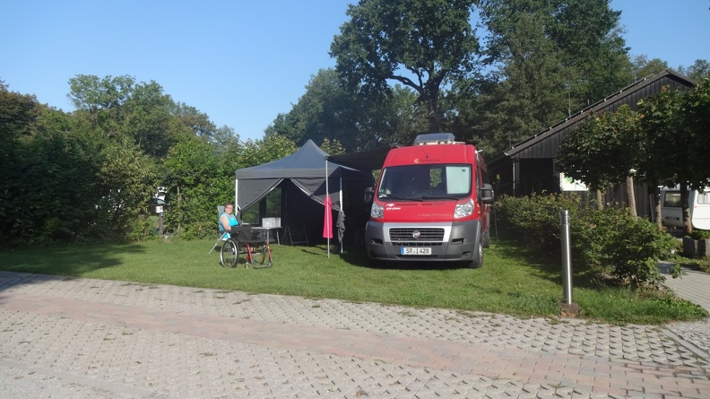 Spreewaldcamping am Schloss -- in Lübbenau